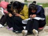 K. Kore'de cep telefonu kullanmanın adabı