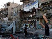Bağdat'taki bombalı saldırı can aldı