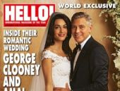 Clooney evlendi düğüne servet harcadı