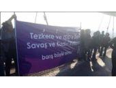 Boğaz Köprüsü'nde kadınlardan tezkere karşıtı eylem