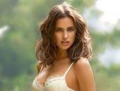 Irina Shayk'ın da fotoğrafları çalındı