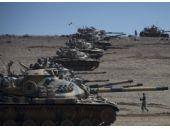 Suriye sınırında son dakika gelişme Komutan sınırda