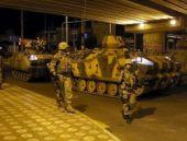 Kobani olayları askeri kışladan çıkarttı