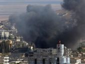Kobani'de son durum sıcak fotoğraflar