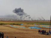 IŞİD'den Türkiye sınırında intihar saldırısı