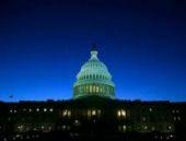 Beyaz Saray karanlığa gömüldü!