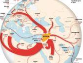 IŞİD'in milliyet haritası en çok hangi ülke?
