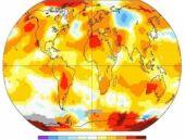 NASA açıkladı tarihin en sıcak ayı