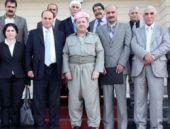 Kürtler Suriye özerk Kürdistanını paylaştı
