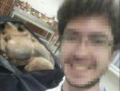 Tıp öğrencisinden kadavrayla selfie!