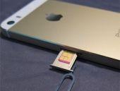 iPhone'lardan SIM kart kaldırılacak