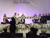 Devletin zirvesini buluşturan düğün!