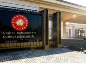 Cumhurbaşkanlığı Sarayı'nda Hakan Fidan zirvesi
