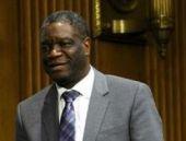 Sakharov ödülünü Kongolu bir doktor kazandı