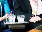 Uçakta alkol tartışması 'Allah'a daha yakınız, uçağı düşüreceksiniz'