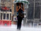 Meteoroloji uyardı rekor yağış geliyor