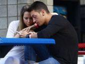 Mesut Özil ve Mandy aşkı bitti