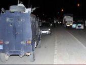 Şırnak'ta zırhlı araca molotoflu saldırı