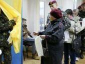 Ukrayna: Seçmenler yeni parlamento için sandık başında