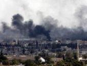 Kobani: Mürşitpınar sınır kapısı IŞİD'in hedefinde