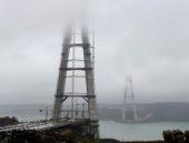 Üçüncü köprünün kuleleri kaç metre oldu?