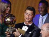 Yılın en iyi futbolcusu belli oldu SON DAKİKA