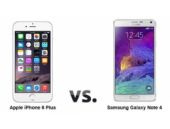 Galaxy Note 4 mü yoksa iPhone 6 Plus mı?