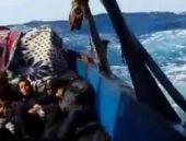 Ege Denizi'nde kaçak operasyonu!