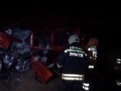 Bartın'daki kazada 1 kişi öldü