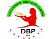 DBP'den Kobani eylemine çağrı!