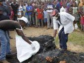 'IŞİD militanı' diye öldürüp pişirip yediler!