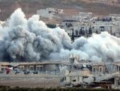 Kobani'de IŞİD'in sığınaklarına girildi!