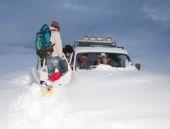 Sivas ve Tunceli hava durumu kar kapattı