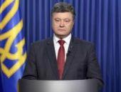 Ukrayna lideri: Donetsk ve Luhansk'ın özel statüsü kaldırılsın
