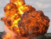 Petrol boru hattına bombalı saldırı!