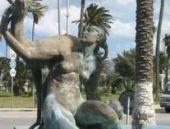Libya: Çıplak kadın heykeli 'ortadan kayboldu'