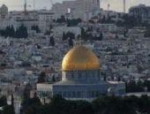 Kudüs: İsrail polisi ve Filistinli göstericiler çatıştı