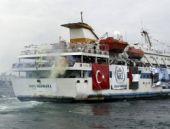 Mavi Marmara gemisi Gelibolu'da