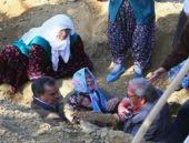 Ermenek'te madenci cenazeleri toprağa verildi