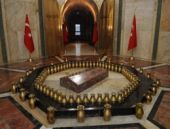 Atatürk'ün naaşı işte burada yatıyor!