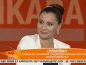 Canlı yayında Hande Fırat'a 'çok sert' ayarı