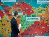 Gülen cemaatinin Türkiye haritası