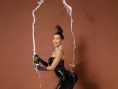 Kim Kardashian'dan 'popo pozu'nun sırrı...