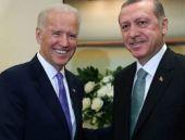 Biden ve Erdoğan Ak Saray'da görüşmeyecek!