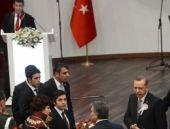 Erdoğan kızdı o tören kalktı!