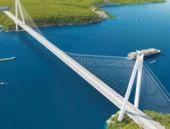 3. köprünün kulelerine son çivi çakıldı!
