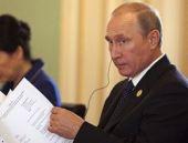 Türkiye'ye gelen Putin'e son dakika jesti