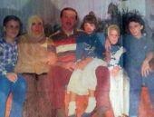 Erdoğan ailesinin 20 yıl önceki fotoğrafları