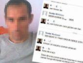Facebook mesajını gördü bıçakladı!