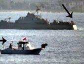 Türk denizaltısı Yunanlıları şoka soktu!